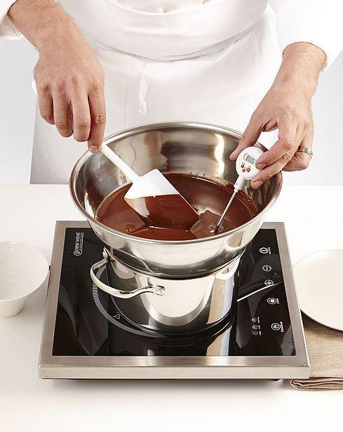 sciogliere cioccolato bagnomaria