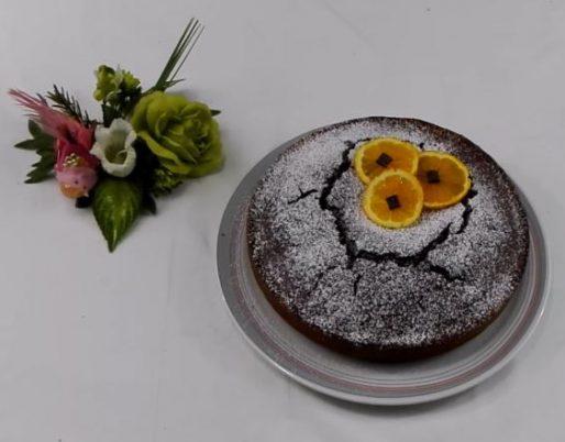 torta cioccolato senza uova latte