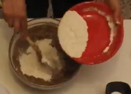 farina impasto torta