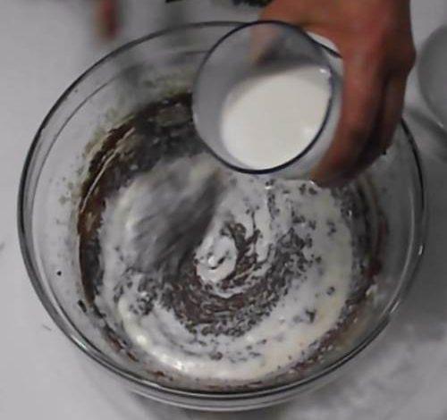 latte composto