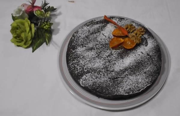 torta cioccolato senza farina