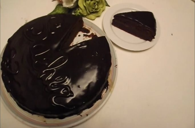 ricetta torta sacher youtube