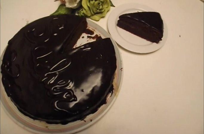 ricetta torta sacher youtube