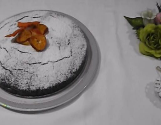 ricetta torta cioccolato senza uova