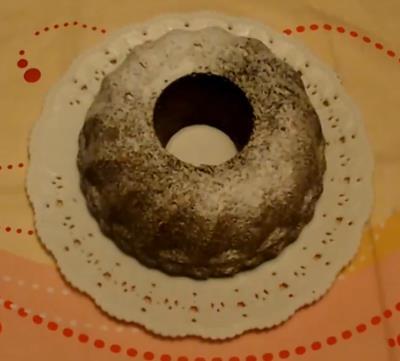 torta cioccolato noci finita